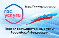 Госуслуги России